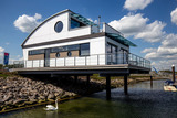 Ferienhaus in Neustadt - KYST 54°10 Floating Home 1 - Bild 1